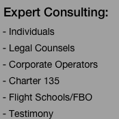 Expert Consulting:
