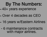 By The Numbers:
